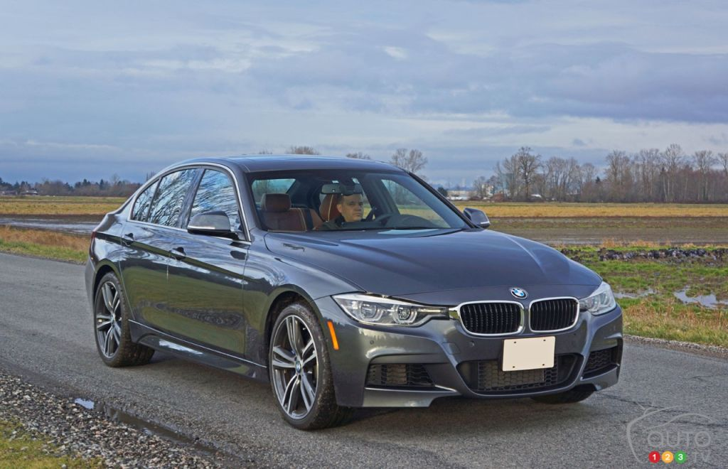 2016 Bmw 340i Xdrive Reaches New Heights Car News Auto123