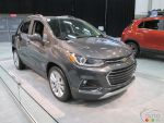 Photos du Chevrolet Trax 2017