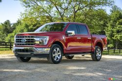 Introducing the 2021 Ford F-150