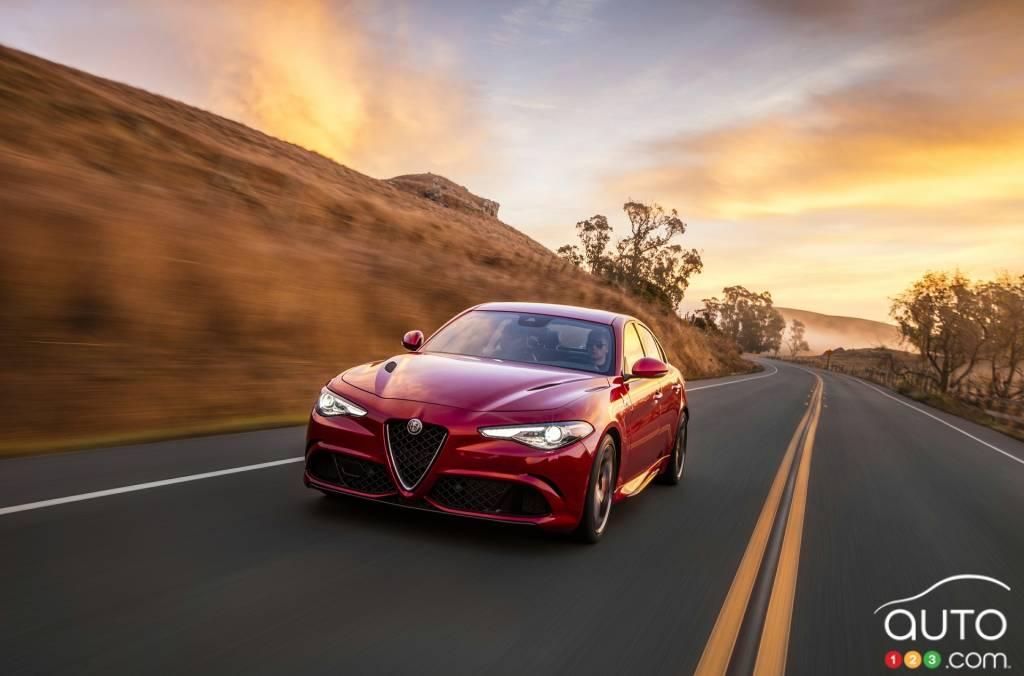 2019 Alfa Romeo Giulia Details Images For Canada Car News Auto123
