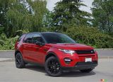 2016 Land Rover Dicovery Sport HSE pictures