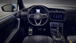 Introducing the 2022 Volkswagen Tiguan