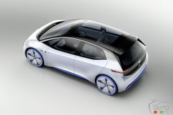 Introducing the Volkswagen I.D. concept