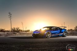 Acura NSX Dream Project by ScienceofSpeed