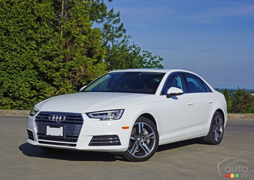 2017 Audi A4 20 Tfsi Quattro Gets Near Perfect Score Car Reviews