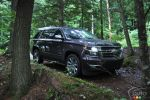 Photos du Chevrolet Tahoe 2015