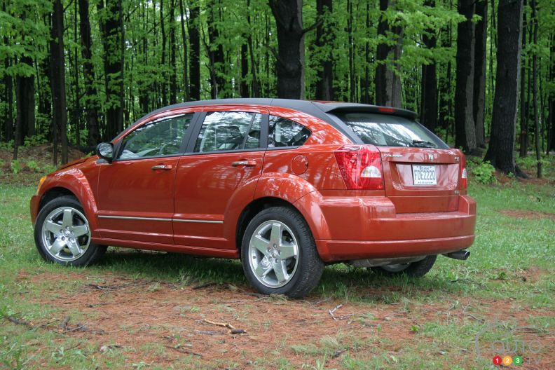 Dodge Caliber 2007 Auto123