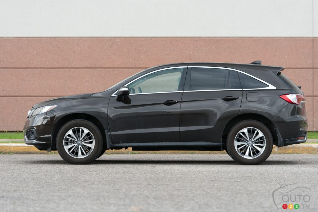 Wonderful The 2016 Acura RDX Elite Is Vanilla  Car Reviews  Auto123