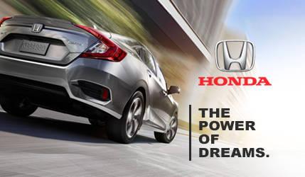New Honda Cars. Honda