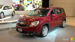 Montreal 2011: Chevrolet Orlando gives a good first impression Video